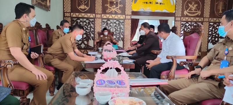 Parosil Minta Bantuan ke Kementerian dan DPR RI untuk Atasi Konflik Gajah