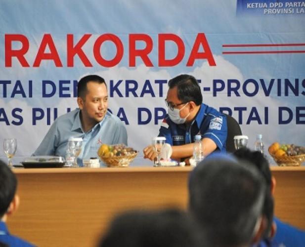 Partai Demokrat Memantapkan Koordinasi Kemenangan di Pilkada