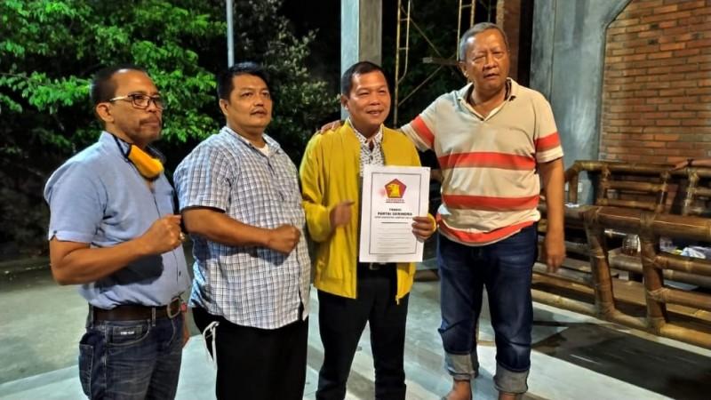 Partai Gerindra Usung Hipni di Pilkada Lampung Selatan
