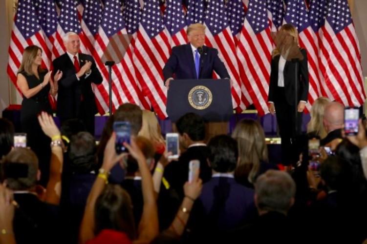 Partai Republik Angkat Suara Soal Klaim Kemenangan Trump