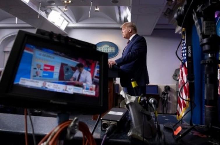 Partai Republik Galang Dana Biayai Gugatan Trump