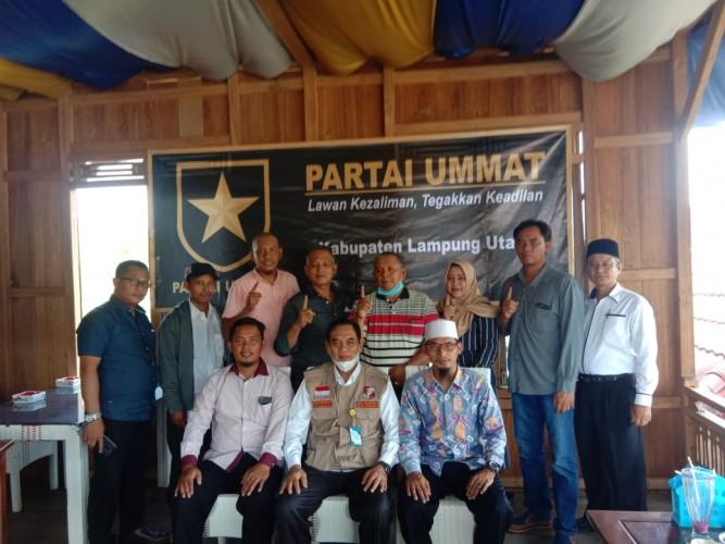 Partai Ummat Mulai Bergerak di Lampung