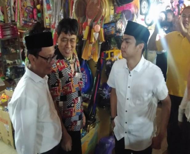 Pasangan ABDY Komitmen Tata Pasar di Metro agar Nyaman