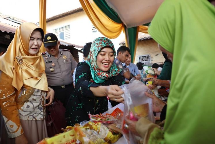 Pasar Murah Digelar Jaga Stabilitas Harga Jelang Nataru