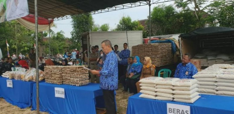 Lampung Gelar Pasar Murah di Lima Kabupaten