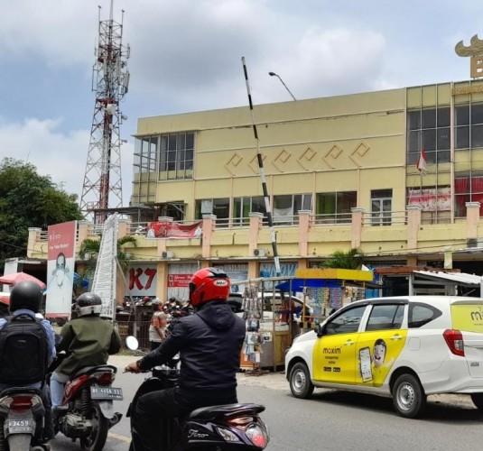 Pasar Tradisional di Bandar Lampung Kembali Ramai