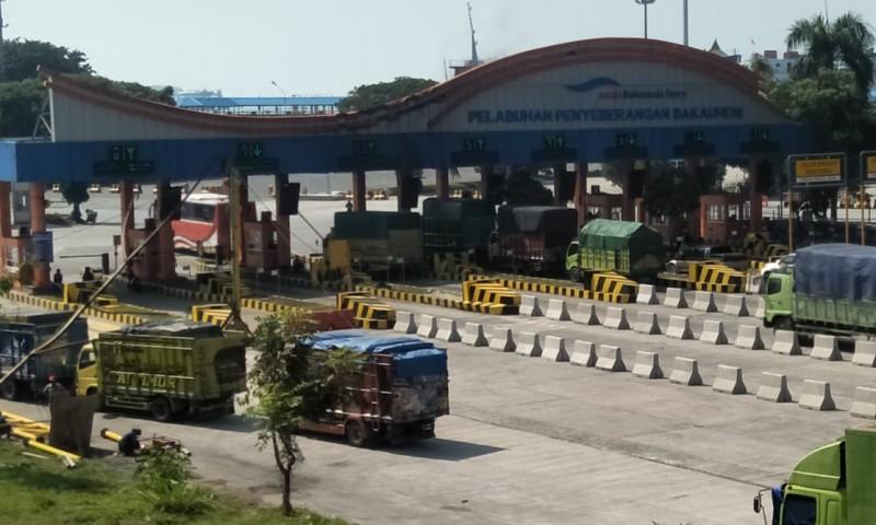 Pasca-Demo Sopir Truk, ASDP Tetap Batasi <i>Top Up</i> Tiket Non-Tunai