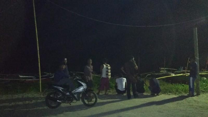 Pasca Gempa, BPBD danTNI-Polri Bersiaga di Taman Kota Kotaagung