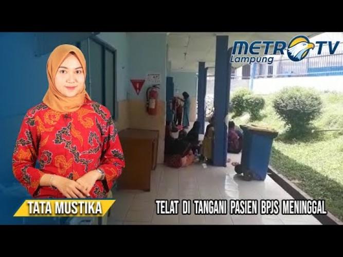 Pasien BPJS Terlantar, Pasien Meninggal di Rumah Sakit Abdul Muluk