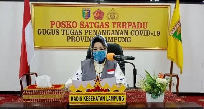 Pasien Covid-19 Bandar Lampung Bertambah 1 Orang