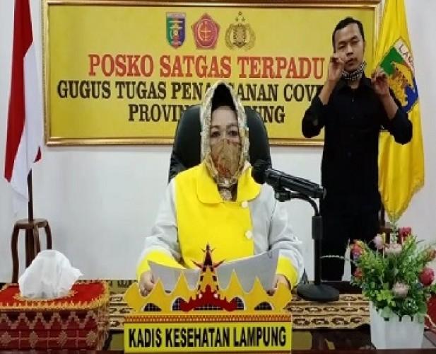 Pasien Covid-19 Baru Asal Lampura Menjalani Isolasi di Yogyakarta