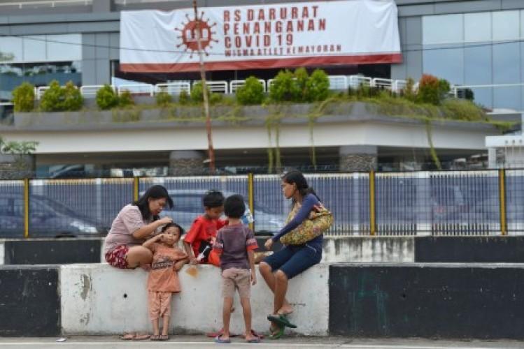 Pasien Positif Korona di Wisma Atlet 254 Orang