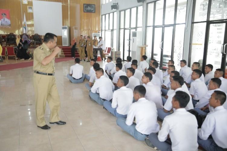 Paskibraka Harus Miliki Disiplin dan Jiwa Nasionalis