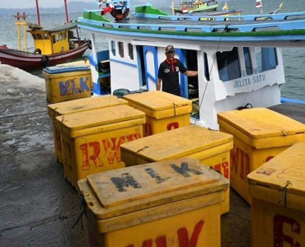 Pasokan Ikan Laut Tak Stabil Akibat Cuaca Buruk