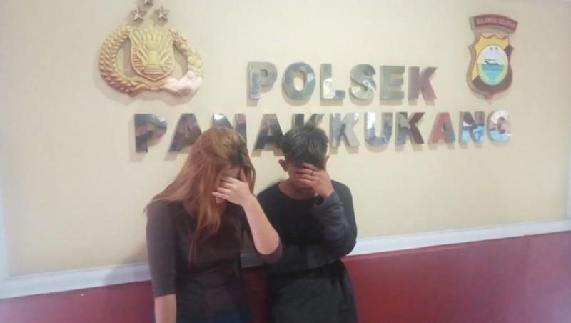 Pasutri di Makassar Kuras Harta Pelanggan dengan Modus PSK Online