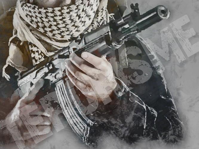 Pasutri Terduga Teroris Ditangkap di Cianjur