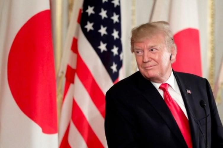 Patung Donald Trump