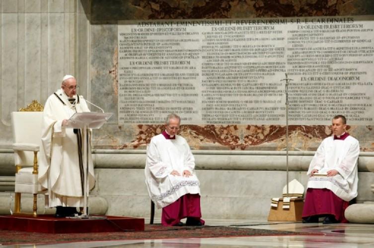 Paus Fransiskus: Paskah Beri Harapan di Tengah Wabah Korona