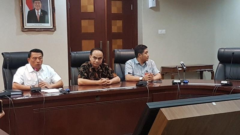 Pawai Budaya Usai Pelantikan Jokowi-Ma'ruf Batal
