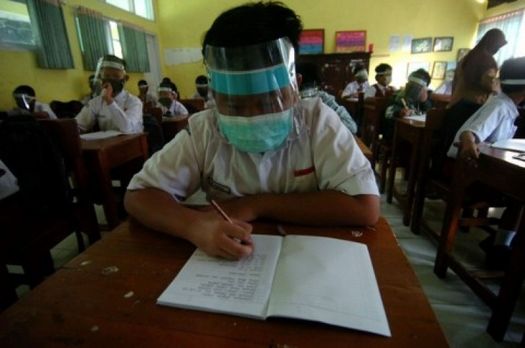 Payung Hukum Pembelajaran Tatap Muka dalam Persiapan