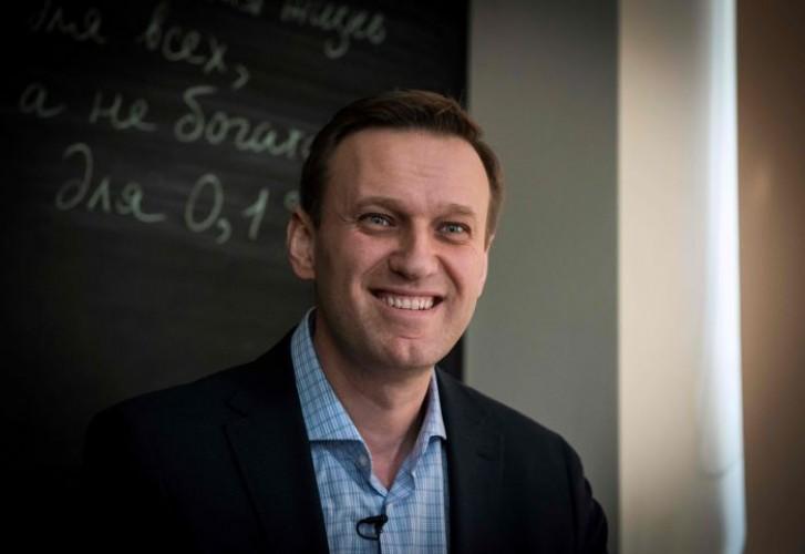 PBB Desak Rusia Bebaskan Alexei Navalny