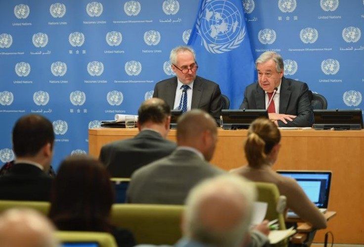 PBB Kecewa Pemutusan Jalur Komunikasi Korut terhadap Korsel
