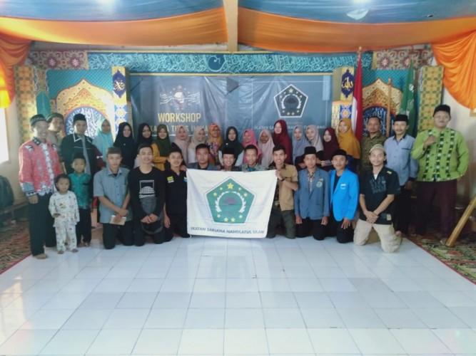 PC ISNU Lampung Timur Gelar Workshop KTI Menenun Sejarah Islam Lampung