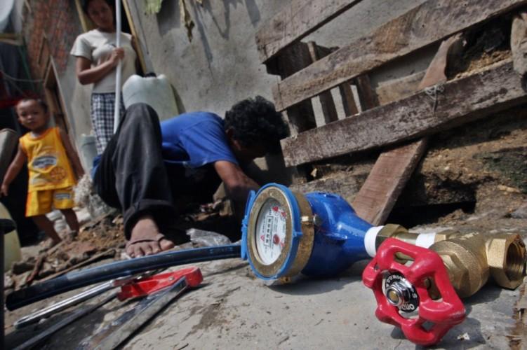 PDAM Bandar Lampung Siap Ganti Meteran Hilang Milik Pelanggan