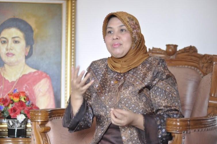 PDI P Belum Mau Urus Pengganti Nurhasanah di DPRD Lampung