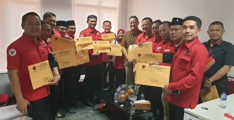 PDI Perjuangan Tunjuk Ketua DPRD Definitif