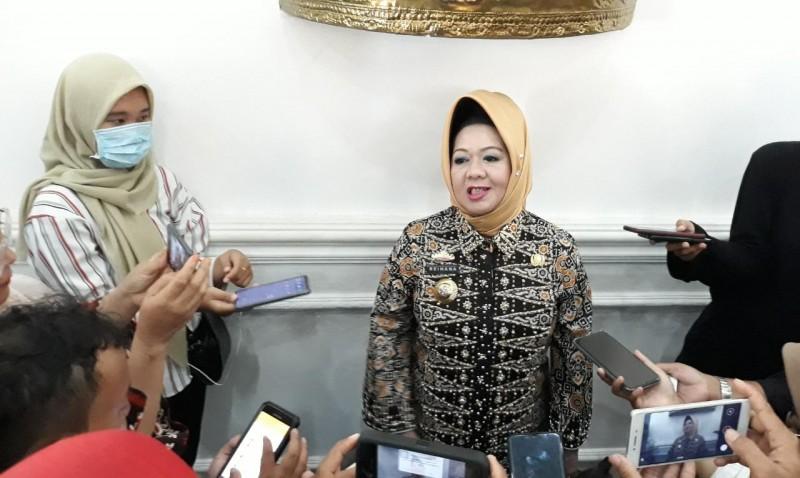 PDP dan ODP Covid-19 di Lampung Menurun