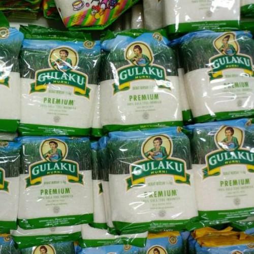 Pedagang Keluhkan Gula Kemasan Hilang di Pasar Tradisional