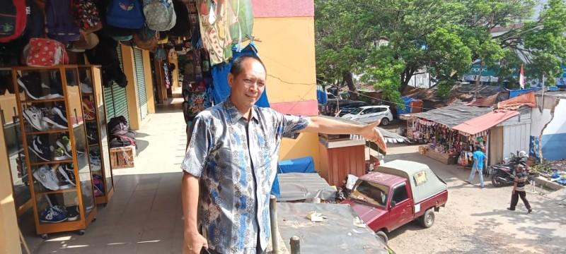 Pedagang Pasar Shopping Minta Pemkot Metro Sampaikan Hasil Adenddum III