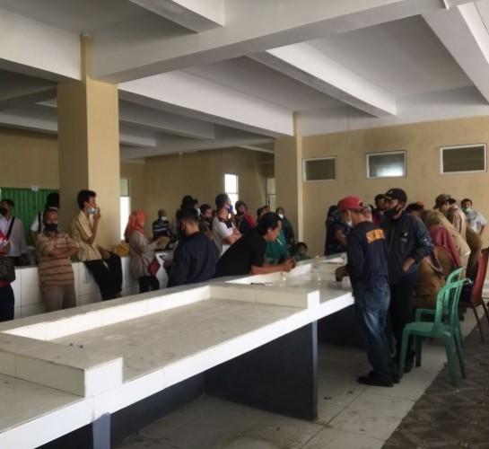 Pedagang Pasar SMEP bakal Protes ke DPRD Bandar Lampung