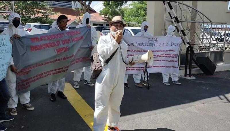 Pedemo Minta KY Periksa Hakim yang Menangkan Praperadilan Jalan Sutami