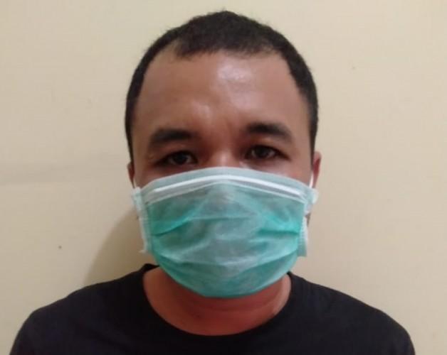 Pegawai Honorer Pemilik Senpi Ditangkap di Tanggamus