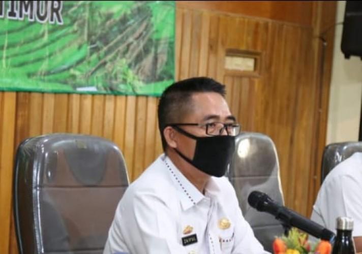 Pejabat dan PNS Lamtim Diwajibkan Tes Covid-19