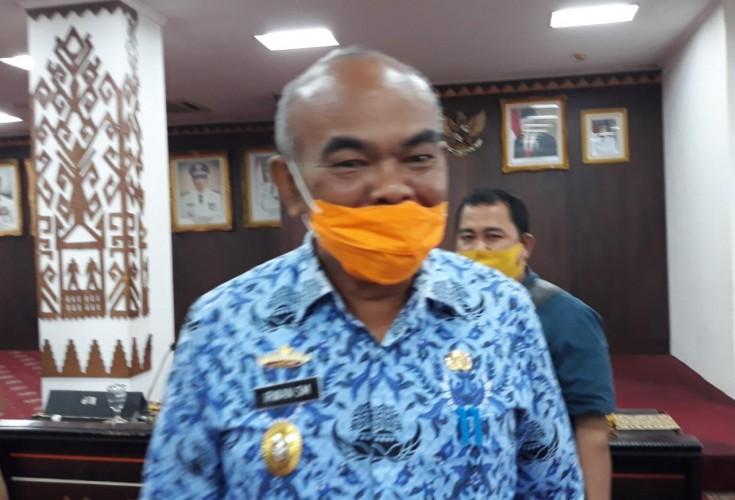 Pejabat dan Warga Diminta Tak Keluar Lampung