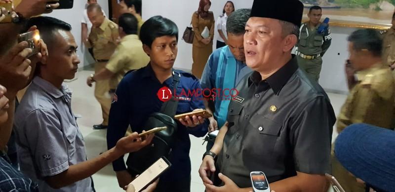 Pejabat Tidak Apel, Tunjangan Dipotong Rp250 Ribu