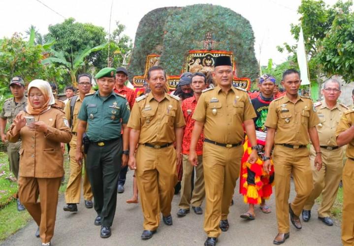 Pekon Sukoharum dan Keputran Wakili Kecamatan Ikuti Lomba Pekon