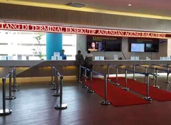 Pelabuhan Bakauheni Tambah 16 Mesin Pembelian Tiket Mandiri