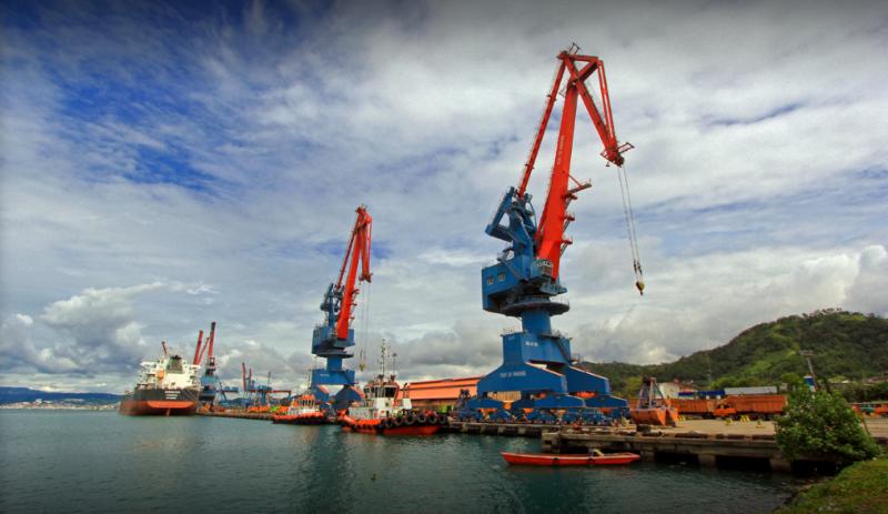 Pelabuhan Pacu Pertumbuhan