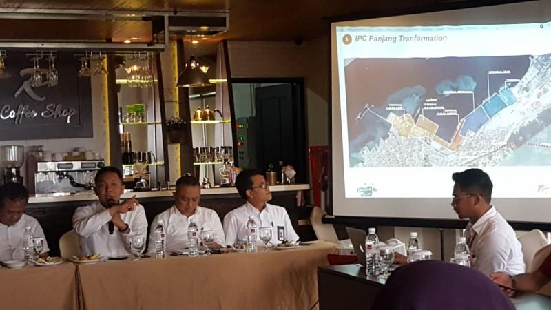 Pelabuhan Panjang Dukung Pertumbuhan Industri Lampung