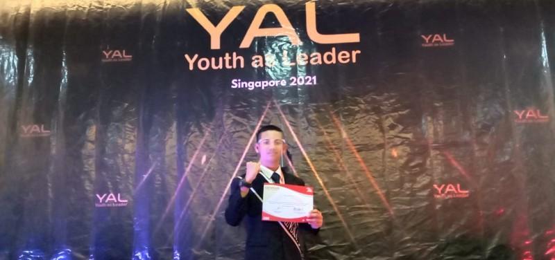 Pelajar Lampung Wakili Indonesia di YAL Singapore 2021
