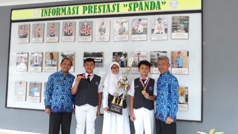 Pelajar SMPN 2 Bandar Lampung Wakili Indonesia di Ajang Dunia