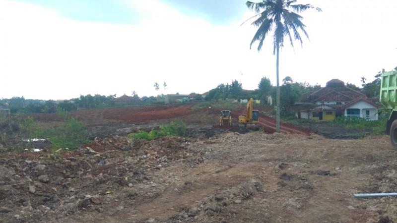 Pelaksana Pembangunan Living Plaza Klaim Penuhi Izin
