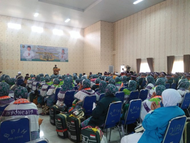 Pelaksanaan Haji Dievaluasi
