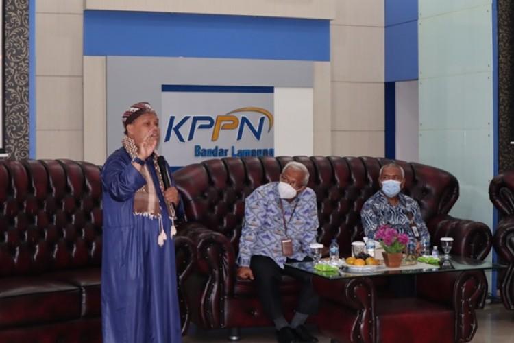 Pelaksanaan Pembinaan Mental ASN dan PPNPN di KPPN Bandar Lampung