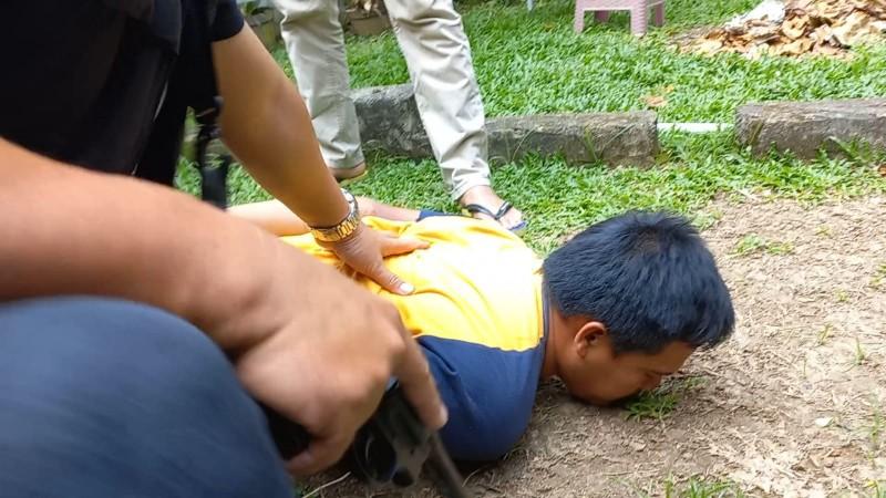 Buronan 9 Bulan Kasus Curanmor Ditangkap di Persembunyian