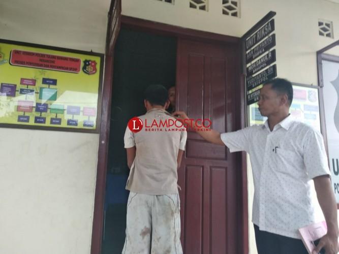 Pelaku Ditangkap, Motif KDRT Warga Mulyaasri karena Cemburu
